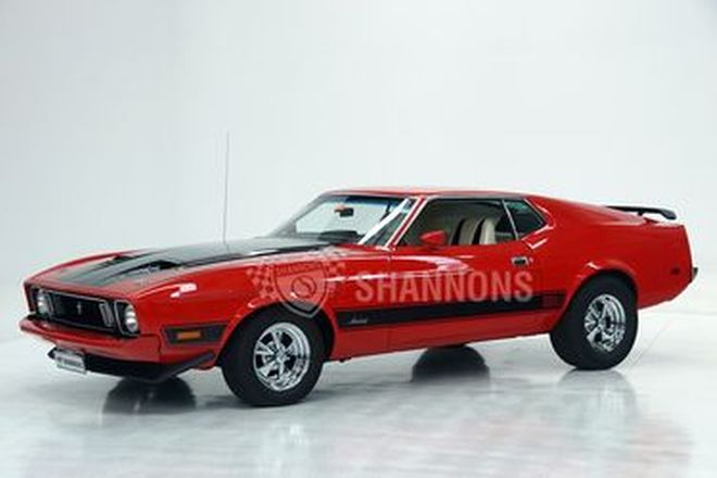 Ford Mustang Mach 1 Fastback (LHD)