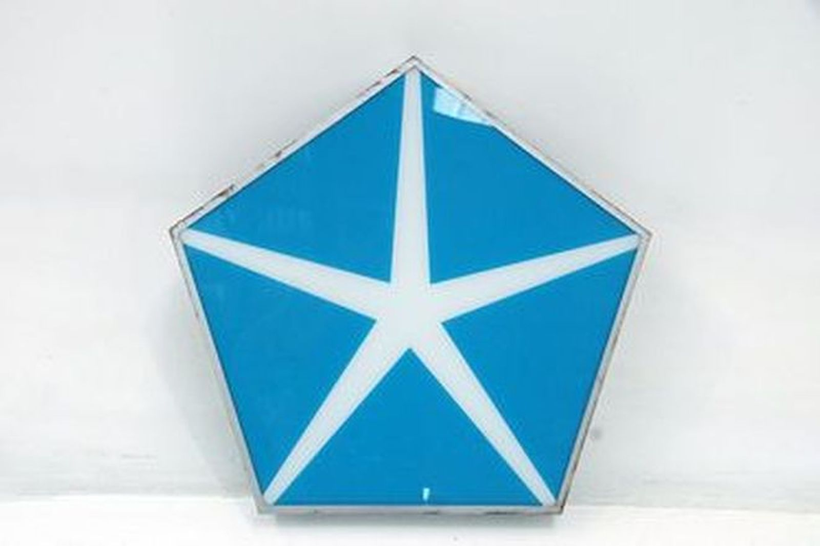 Light - Chrylser Pentastar Light Box  (81 x 84cm)