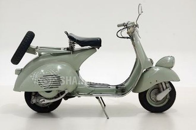 Vespa Fender Light 125cc Scooter