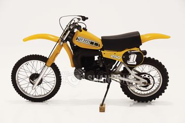 Yamaha YZ250 Motorcycle