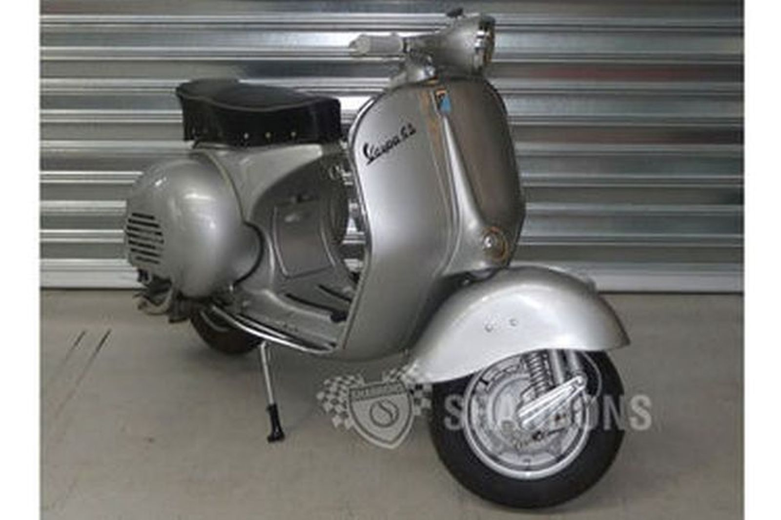 sold vespa 150 gs scooter auctions lot 15 shannons. Black Bedroom Furniture Sets. Home Design Ideas