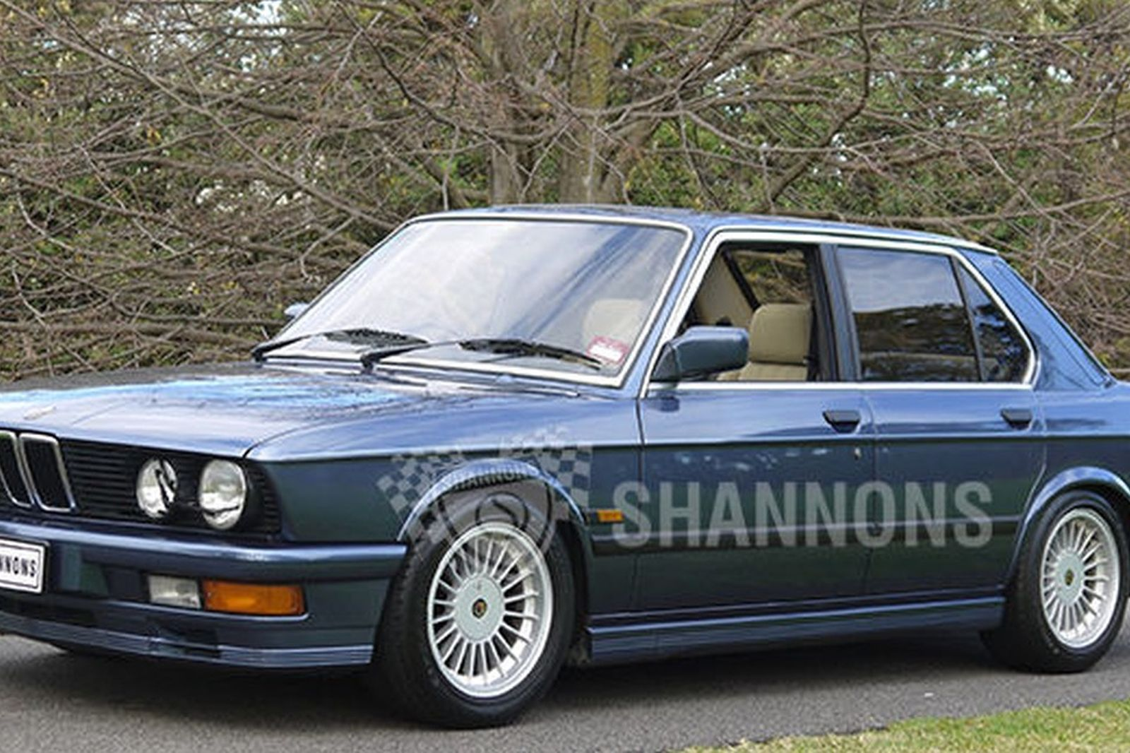 sold bmw 535i alpina b10 3 5 sedan auctions lot 29 shannons. Black Bedroom Furniture Sets. Home Design Ideas
