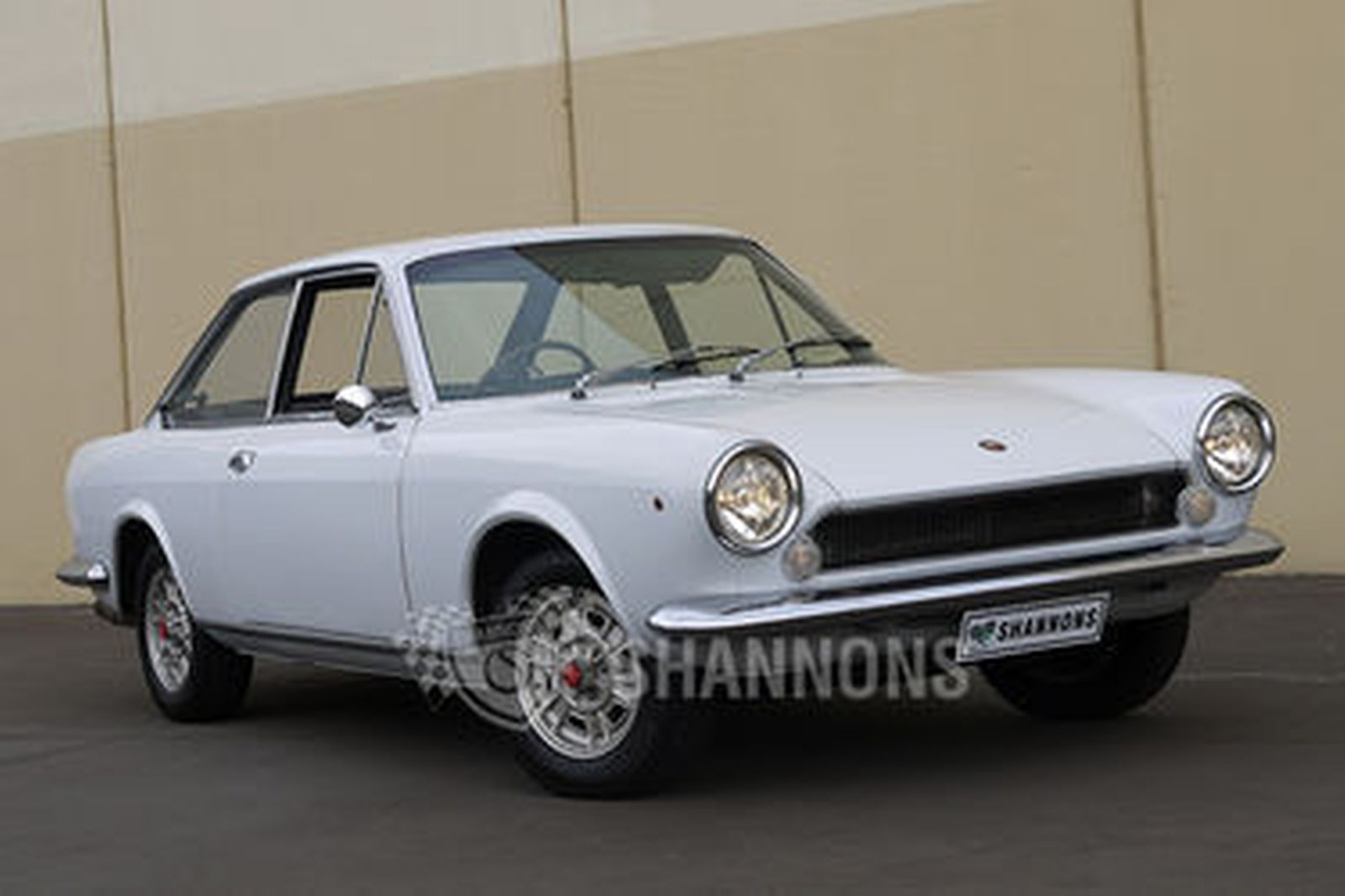 sold fiat 124 ac sports coupe auctions lot 20 shannons. Black Bedroom Furniture Sets. Home Design Ideas
