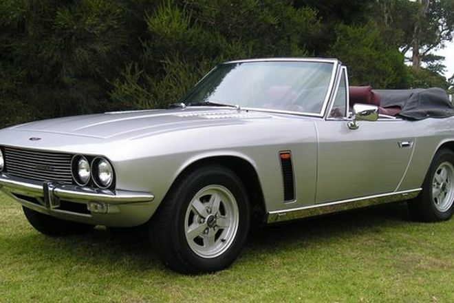 Jensen Interceptor Series III Convertible