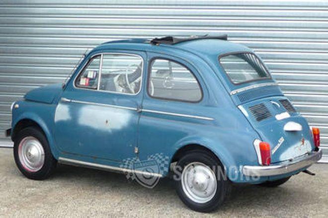Fiat Nuova 500 Bambino Coupe