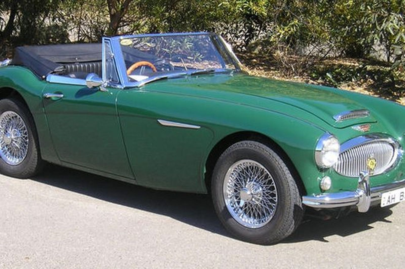 austin healey 3000 mkiii bj8 convertible auctions lot 16. Black Bedroom Furniture Sets. Home Design Ideas