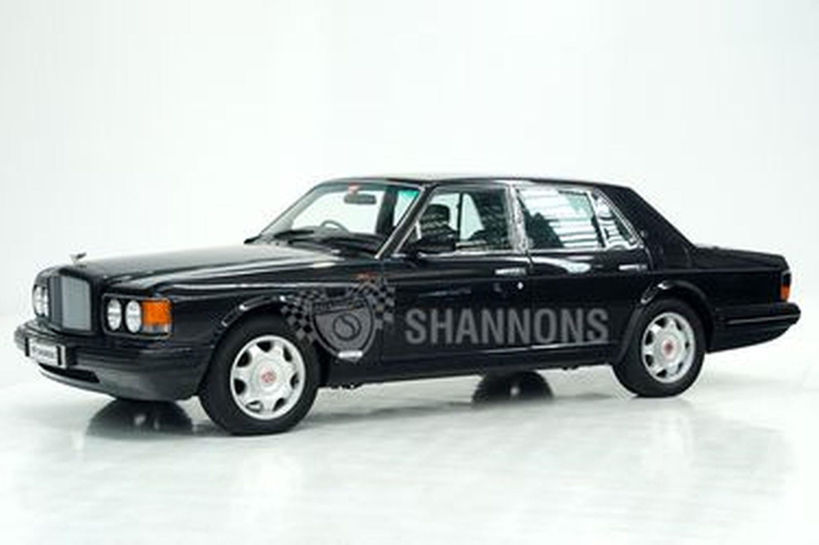 Bentley Brooklands V8 'Turbo' Saloon