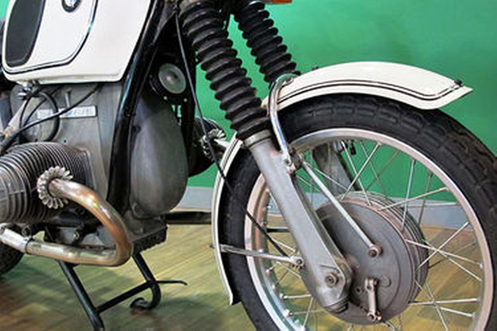BMW R75/5 750cc Motorcycle