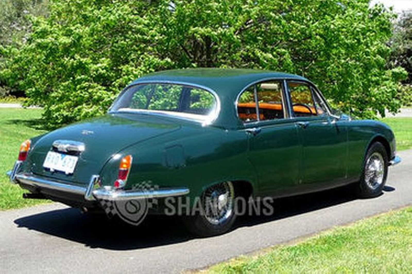 sold jaguar s type 3 8 39 manual 39 saloon auctions lot 3 shannons. Black Bedroom Furniture Sets. Home Design Ideas