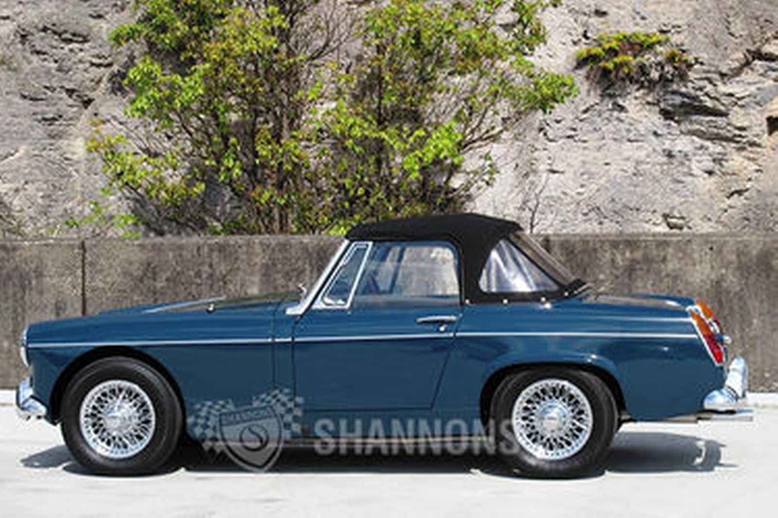 Sold  Mg Midget Mkiii Roadster Auctions - Lot 9