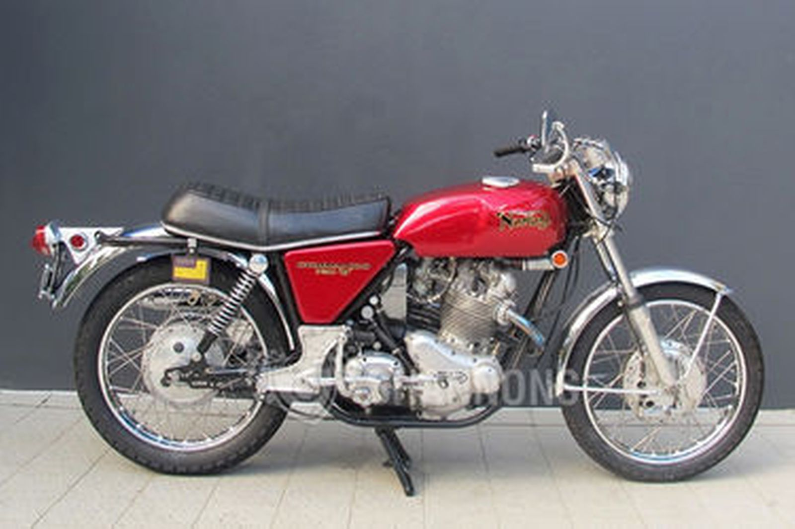 Norton 750 s commando motorcycle auctions lot n shannons for The norton