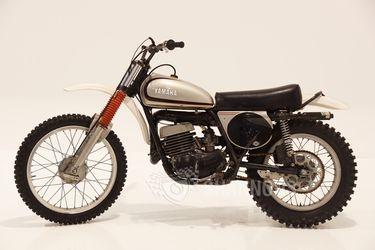 Yamaha SC500 YZ Motorcycle