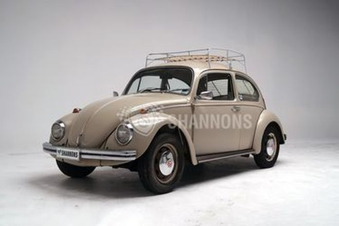 Volkswagen Beetle 1500S Sedan
