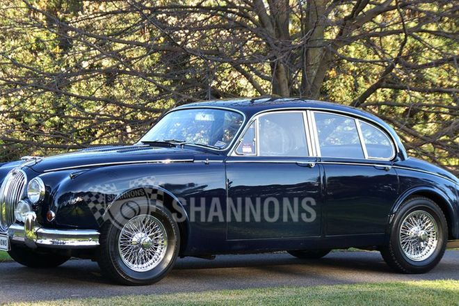 Jaguar Mk2 'Modified