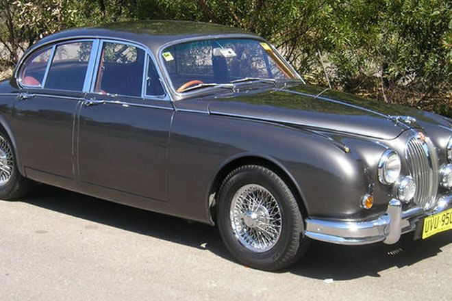 Jaguar MkII 3.4 Manual Saloon