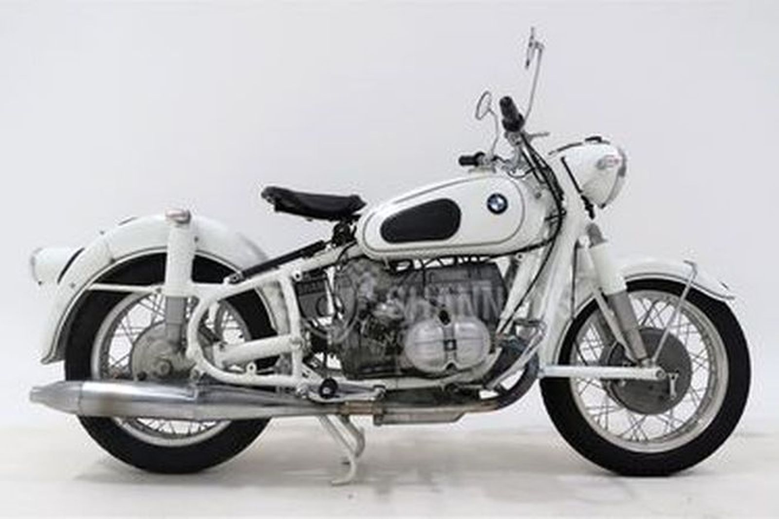 BMW R69S 800cc 'Modified' Motorcycle