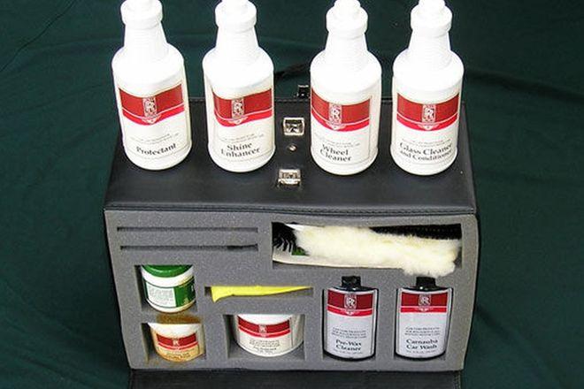 Rolls-Royce Car Care Kit