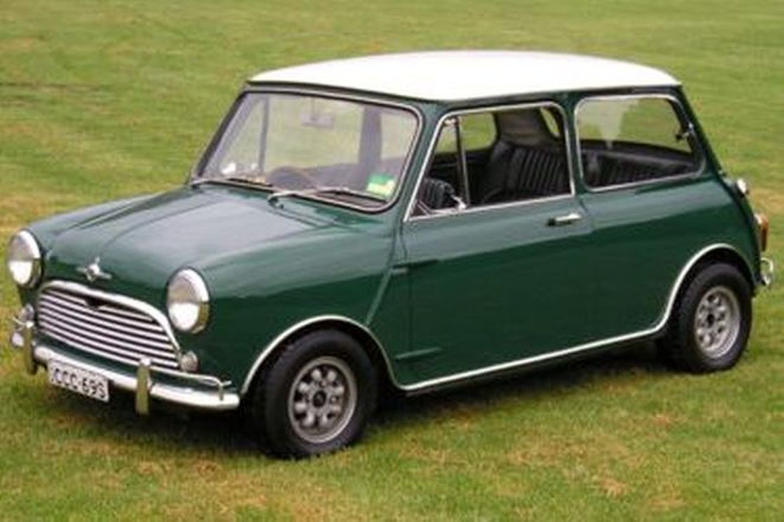 Sold Morris Mini Cooper S Mk 1 Saloon Auctions Lot 23