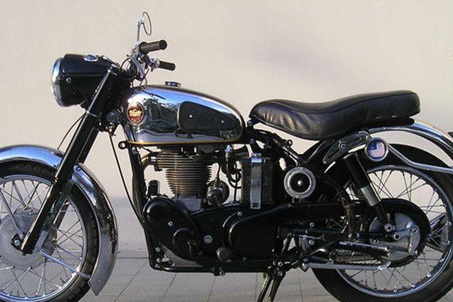 Velocette Venom 500cc Solo Motorcycle