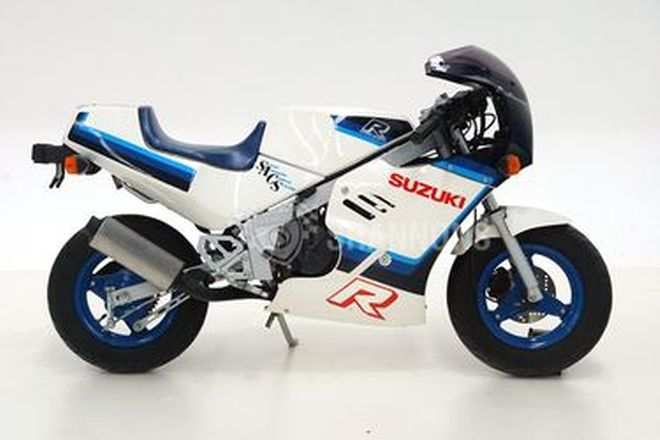Suzuki RB50 125CC R Hyper Sports GAG Motorcycle