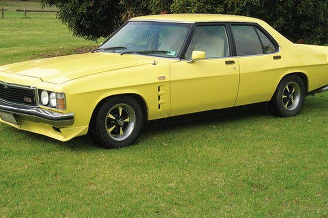 Holden HZ GTS Sedan