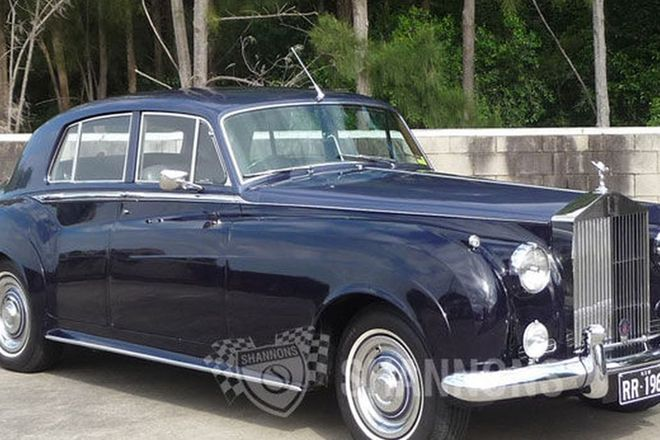 Rolls-Royce Silver Cloud II Saloon