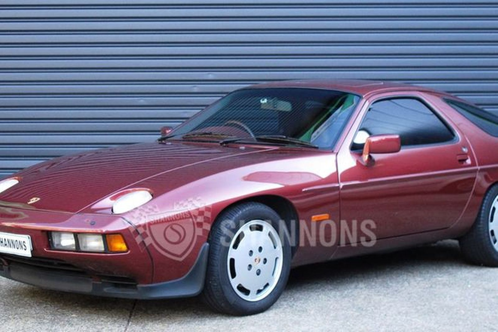 Sold Porsche 928s Coupe Auctions Lot 7 Shannons