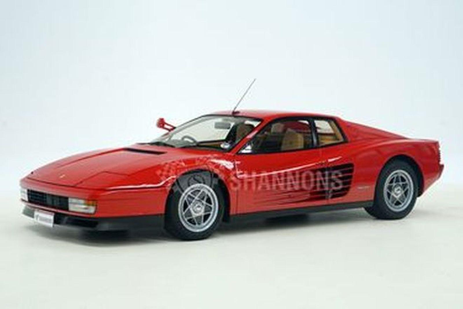 Ferrari Testarossa Coupe (Ex-Sir Elton John)