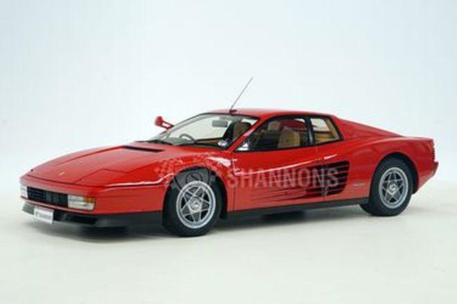 Ferrari Testarossa Monospecchio Coupe (EX-Elton John)