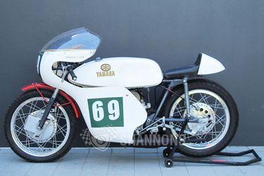 Yamaha TD1C 250cc Motorcycle