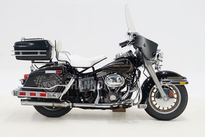 Harley-Davidson  FLH 1200 '75th Anniversary Edition' AMF Motorcycle
