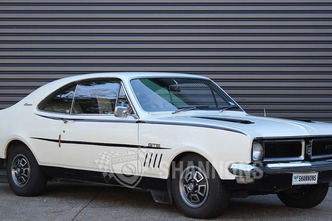 Holden HG Monaro GTS 253 Coupe