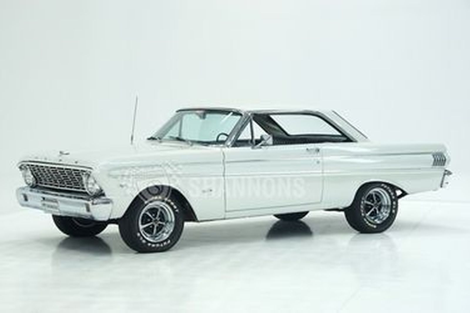 Sold: Ford Falcon 260 V8 Futura Coupe (LHD) Auctions - Lot