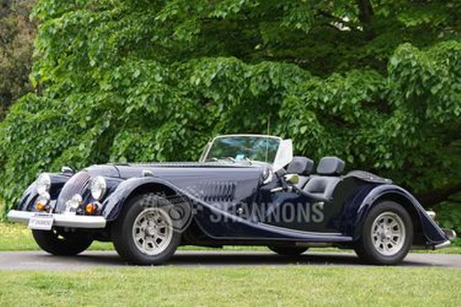 Morgan Plus 8 Roadster
