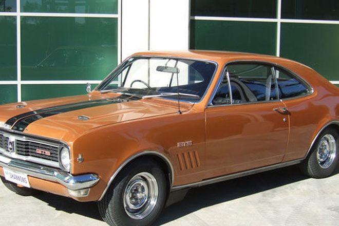 Holden HT GTS 186S Monaro Coupe