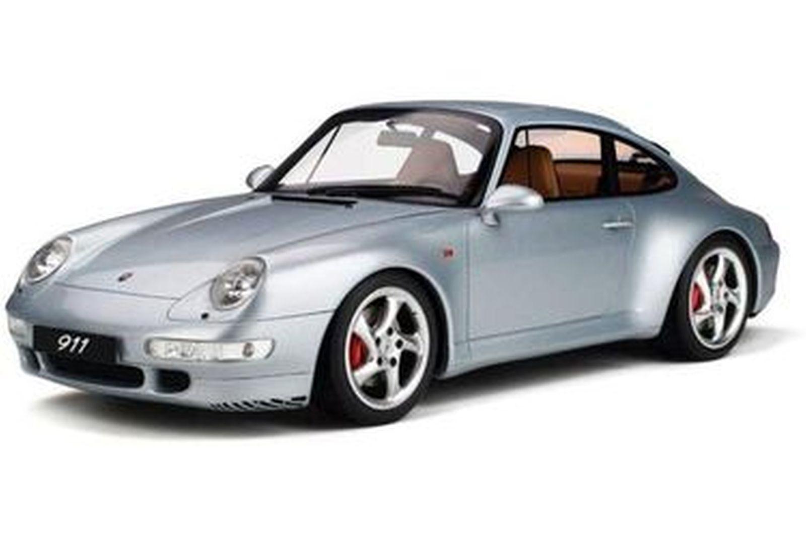 GT Spirit ? Porsche 911 99S Carrera 4S (1:12 Scale)