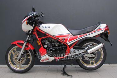 Yamaha RZ350cc Motorcycle