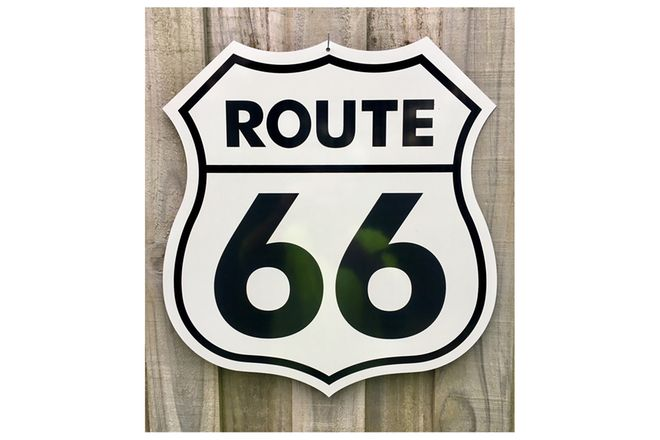 Route 66 Reproduction Sign  (17