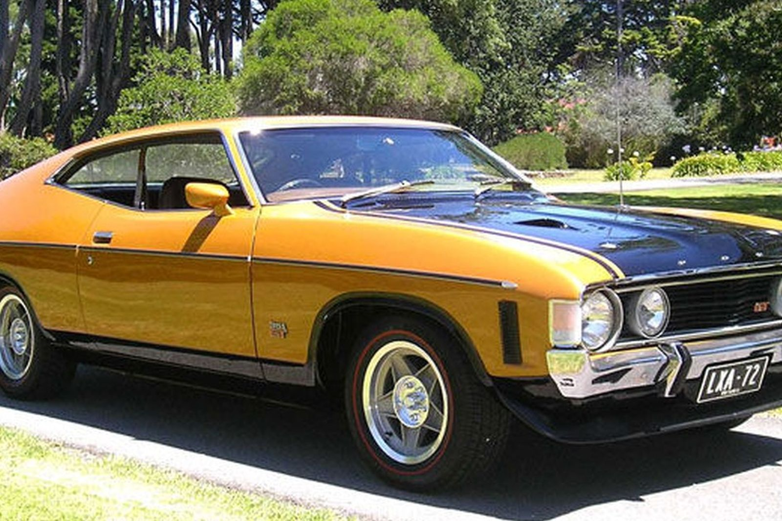 Sold: Ford Falcon XA GT Coupe Auctions - Lot 34 - Shannons  Sold: Ford Falc...