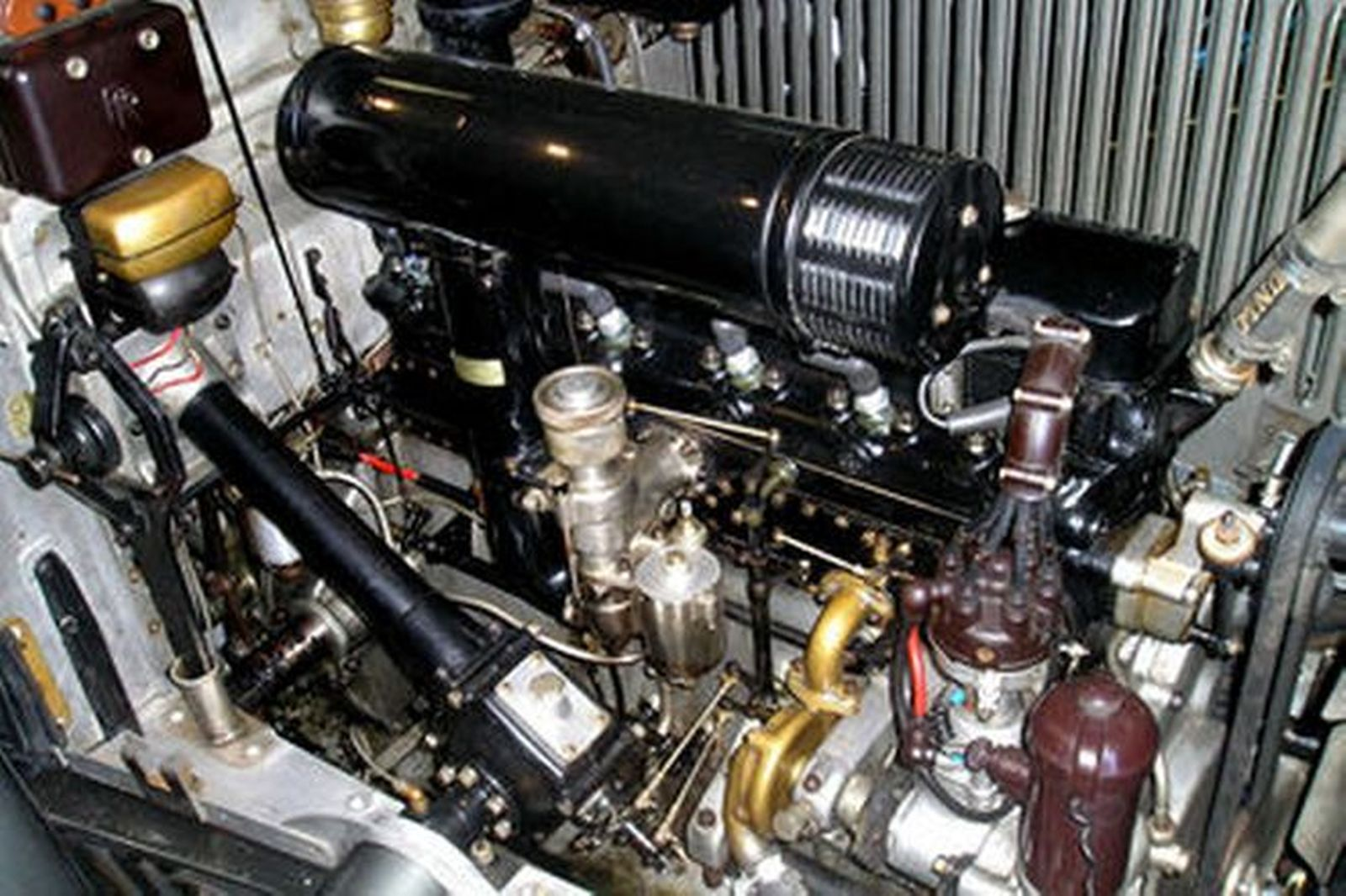 Rolls-Royce 20/25Hp 'Swept Tail' Coupe