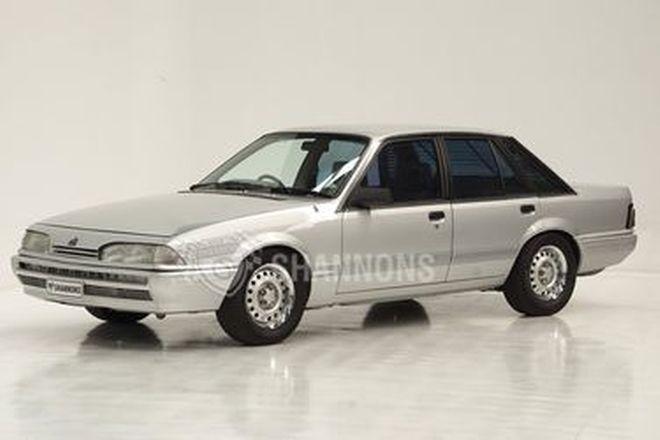 Holden VL Commodore Berlina 'Turbo' Sedan