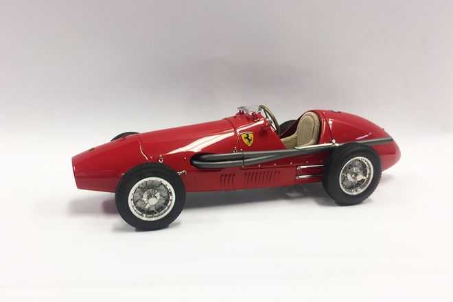 Limited Edition Model Car 1958 Ferrari 25 Testa Rossa