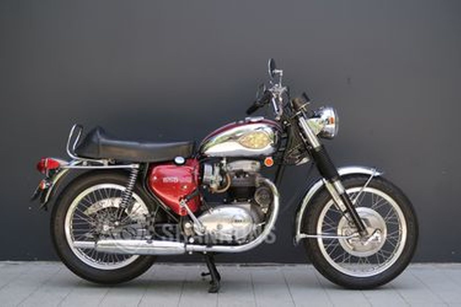 BSA 650 Lightning Motorcycle