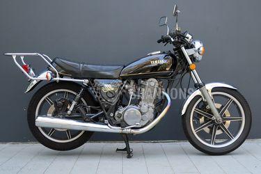 Yamaha SR500 Motorcycle