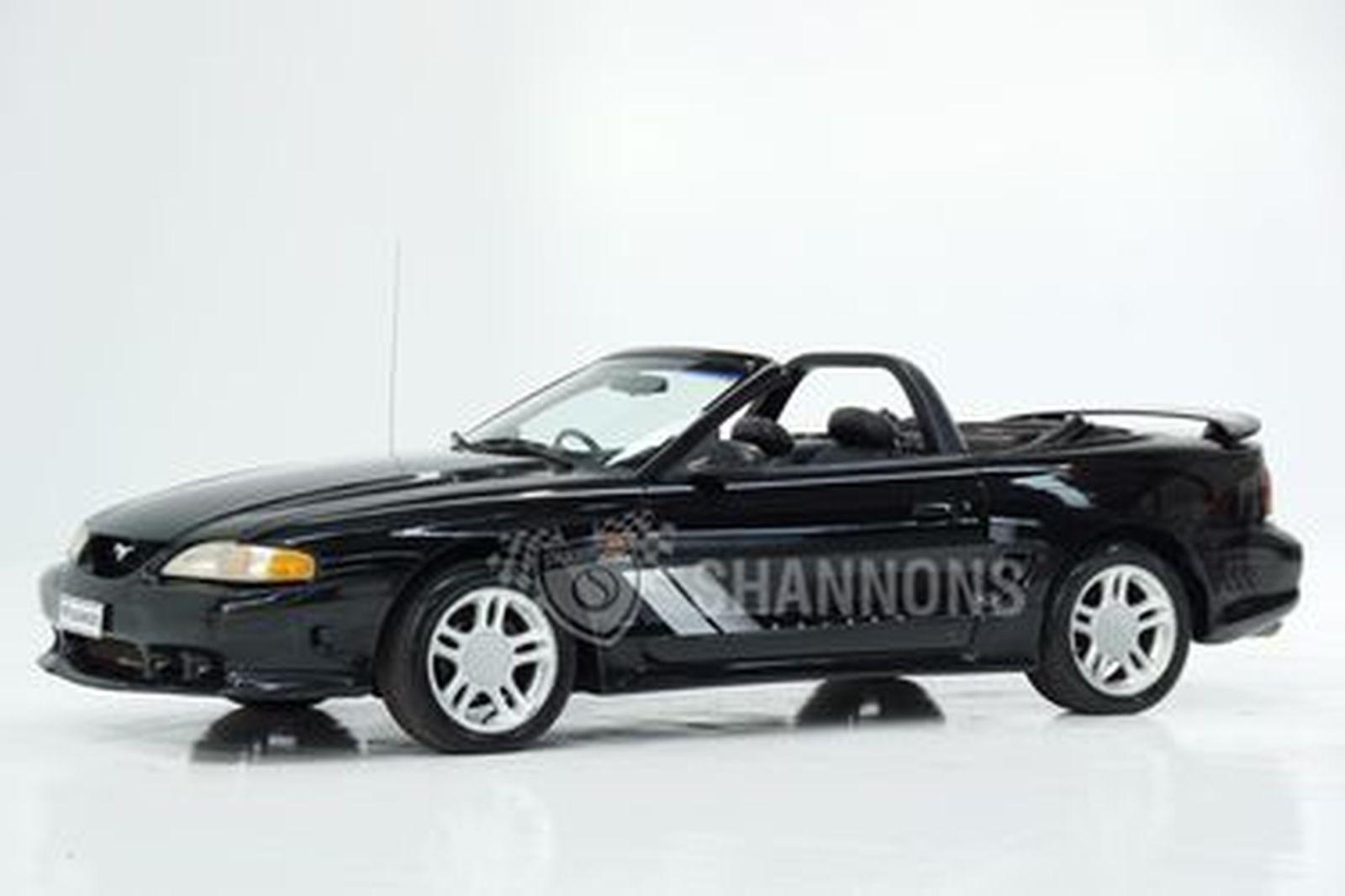 Ford Mustang 'Saleen Enhanced' Convertible (RHD)