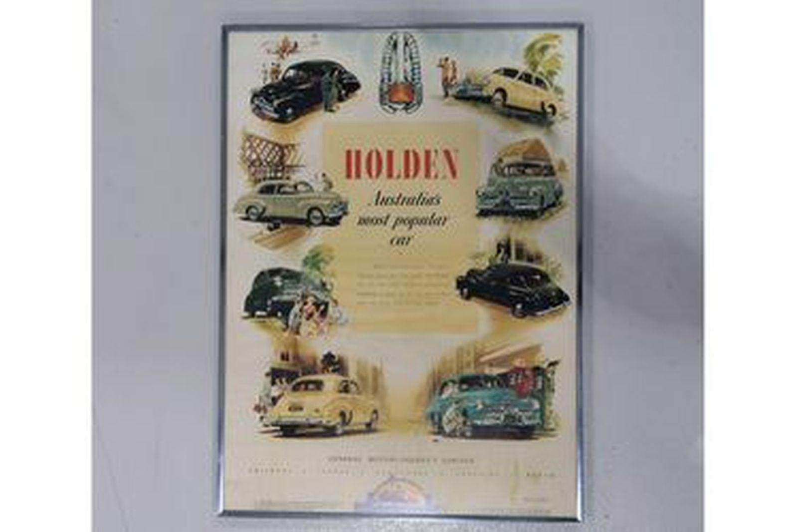 Framed Print & Posters x 43 - 'Australia's Most Popular Car' Framed Print