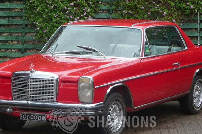 Mercedes-Benz 250CE Coupe