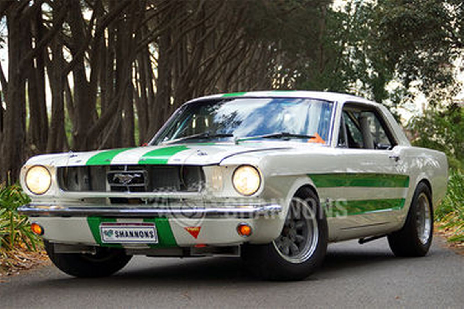Ford Mustang Group Nctarmac Rally Prepared Coupe Rhd