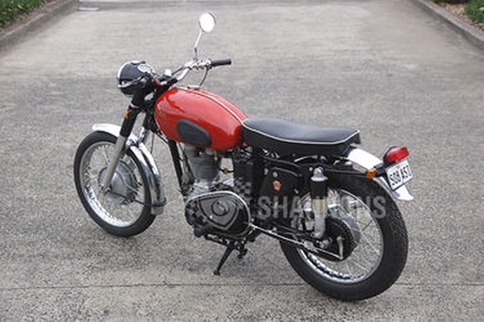 Matchless 350cc G3LS Motorcycle