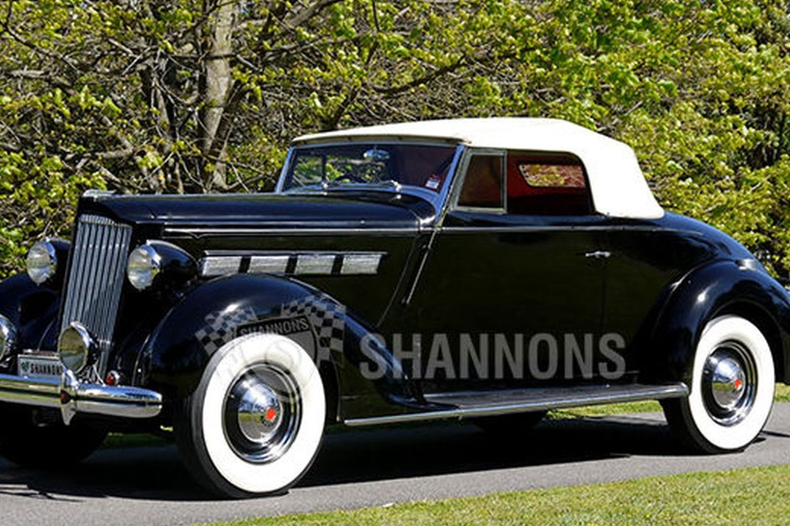 Packard 120C Convertible Coupe (RHD) Auctions - Lot 32 - Shannons